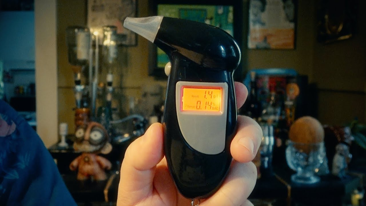 Does A 14 Portable Breathalyzer Really Work Tested With Multiple