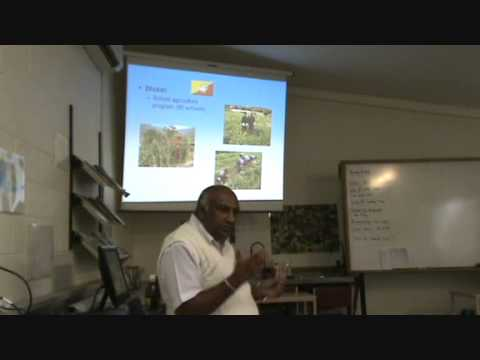Dr Ravi - Nature Farming in Asia