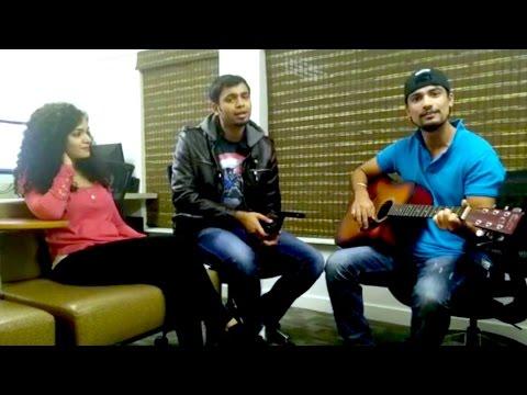 Khamoshiyan | Cover by Sumit ft. Saurabh and Deepa | Jammin' sessions