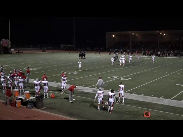 2018 Mingus Football: Game 5 at Coconino High School