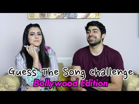 Guess the Song Challenge - BOLLYWOOD EDITION