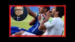 Farhad Moshiri says Luis Suarez 'had to bite a few players' to leave Liverpool