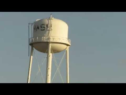 Driving through Nash Oklahoma, Feb. 23. 2018 !