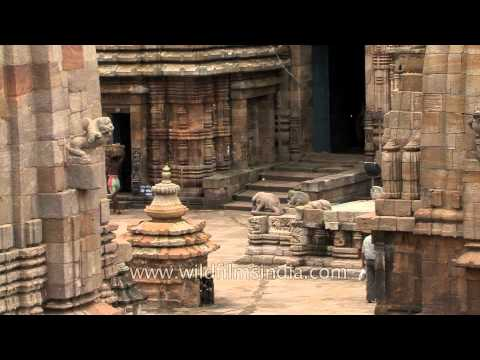 Muktesvara deula -  one of the oldest temples in Bhubaneswar