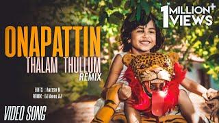 onapattin thalam thullum thumba poove  remix | (Edited version)| Aneesh | Dj Akhil Aj.mp3