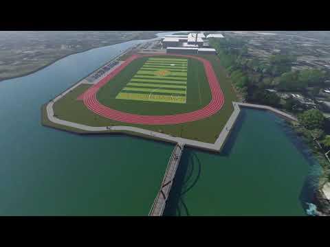 East Rockaway Track Concept