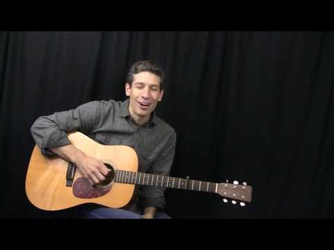 """I Got A Name"" by Jim Croce : 365 Riffs For Beginning Guitar !!"