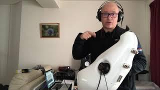 e-Sax Mute Alto Demo