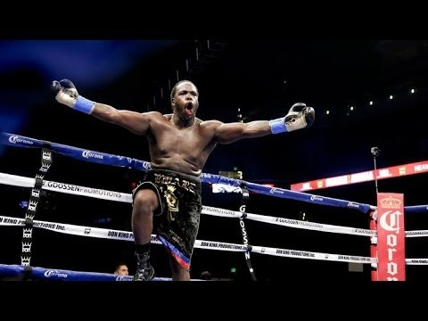 Boxing Results: Stiverne beats Arreola and is the new WBC Heavyweight Champion.