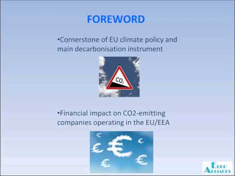 Introduction to the EU Emission Trading System - Part 1