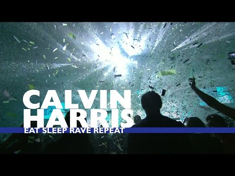 Calvin Harris - 'Eat Sleep Rave Repeat' (Live At Capital's Jingle Bell Ball 2016)