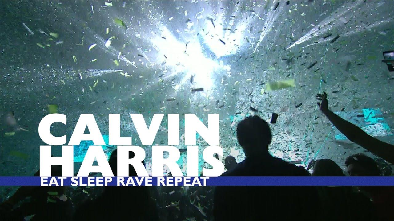 Calvin Harris Eat Sleep Rave Repeat Live At Capitals Jingle Bell Ball 2016