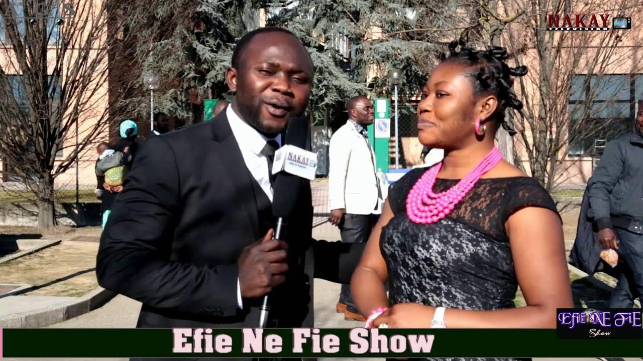EFIE NIPA Latest Asante Akan Ghanaian Twi Movie - YouTube