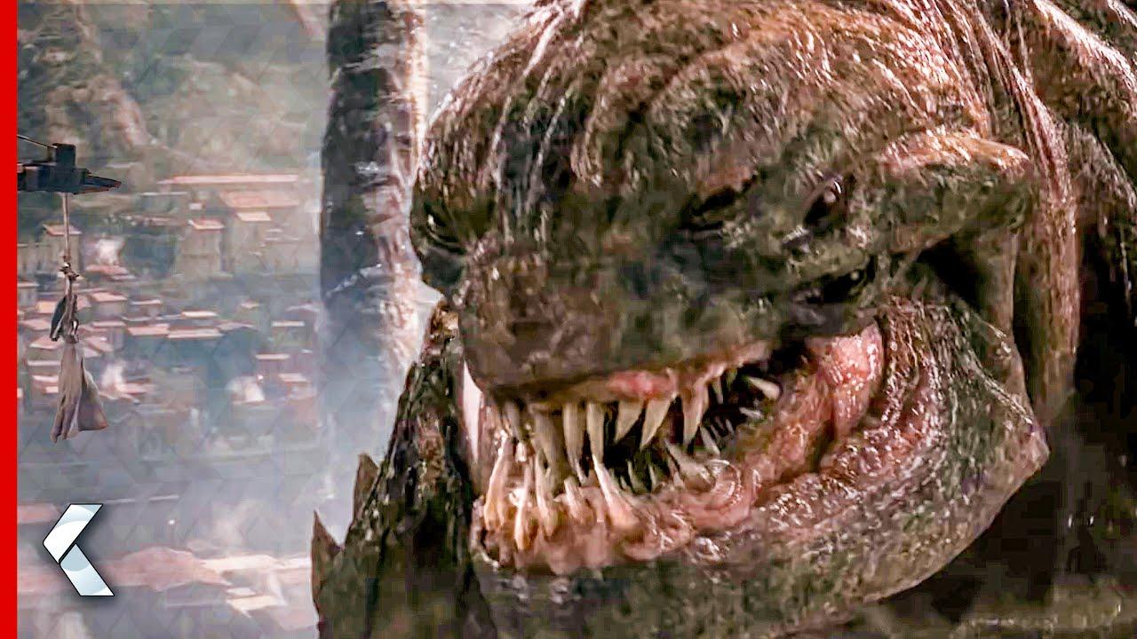 The Biggest MONSTERS In Movie History... KinoCheck Originals