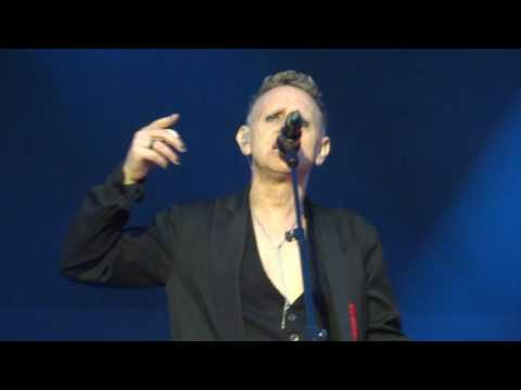 Depeche Mode live 12.06.2017 Hannover Shake The Disease + Home