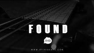 "Trap Rock Type Beat ""Found"" (Rap Rock Instrumental 2019)"