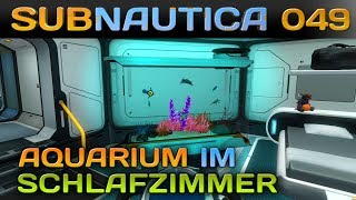 🌊 SUBNAUTICA [049] [Aquarium im Schlafzimmer] Let's Play Gameplay Deutsch German thumbnail