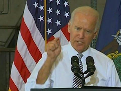 Biden: We'll Follow Terrorists to 'Gates of Hell'