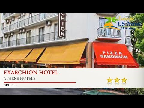 Exarchion Hotel - Athens Hotels, Greece