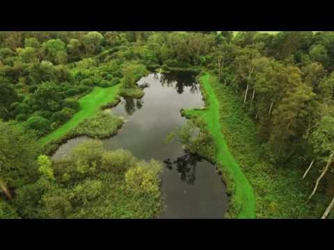 The Waitrose Farm Leckford Estate River Test Longstock Park Lake