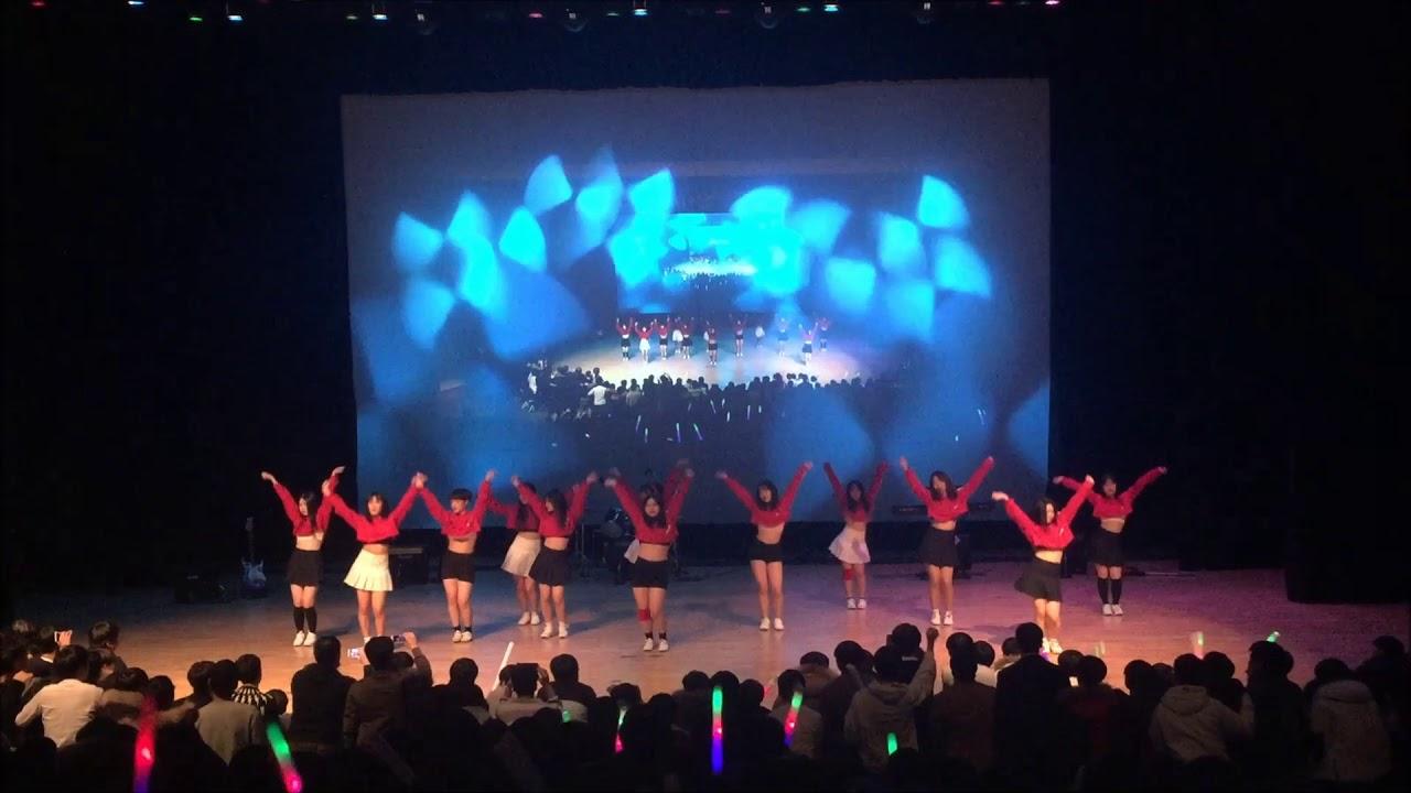 [주례여고 응원부] LIKEY - 트와이스 / 구덕고등학교 찬조공연