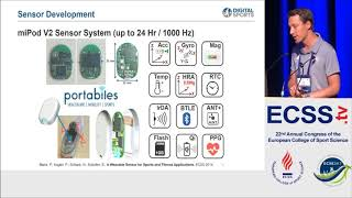 Wearable Computing Systems and Machine Learning for Sports Science.. - Prof. Eskofier (M.Sc. Gradl)