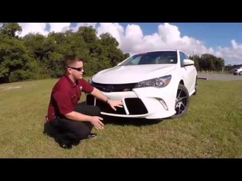 2016 Toyota Camry SE XSP Package