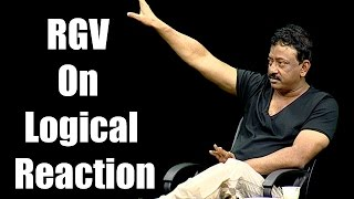 People First React Emotionally Not Logically | RGV Point Blank Exclusive Interview