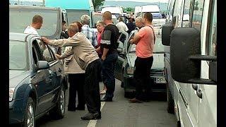 Ruch bezwizowy. Już 8,5 tysiąca Ukraińców przekroczyło granicę
