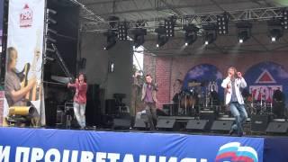 Группа САДко в Нижнем Новгороде Мокнут розы