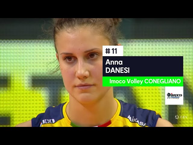 #SuperFinalsBerlin Featured Player: Anna DANESI
