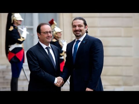 Le Premier ministre libanais, qui ne paye pas ses employés français, va recevoir la légion d'honneur
