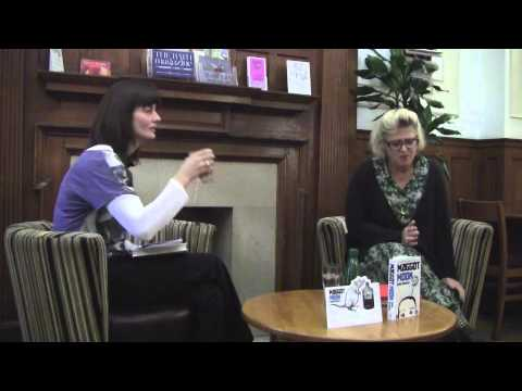 Coffee with Sally Gardner