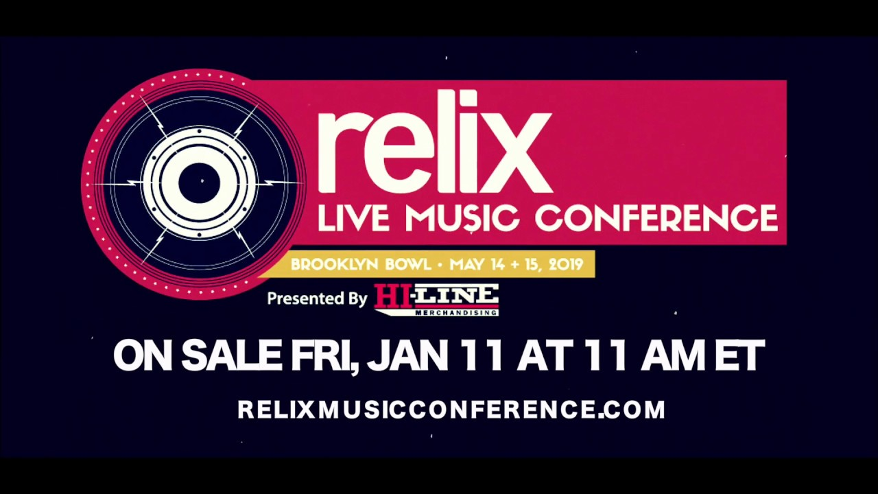 Tickets for the Relix Live Music Conference are On Sale Now