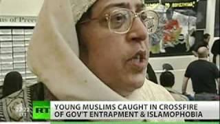 No justice for Muslim Americans