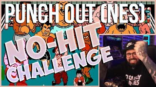 Punch-Out!! (NES) No-Hit CHAĻLENGE 🥊