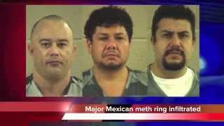 Major Mexican meth ring busted in Dalton, Georgia