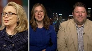 'Shattered' authors on 'What Happened' with Clinton