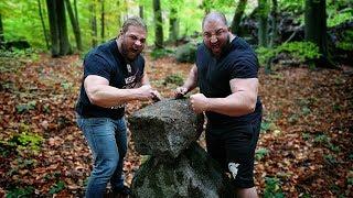 Legend Stone #03 - Der Jera Stein im Odenwald - mit Dennis Kohlruss