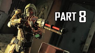 Fallout 4 Walkthrough Part 8 - Fort Hagen (PC Ultra Let