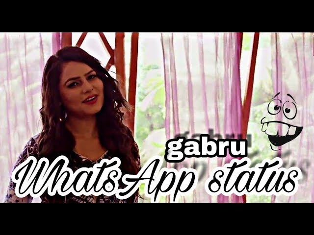 Gabru Preet Thind | Whatsapp Status | Mr Status #1