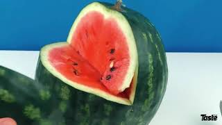 How to Make a Melon Shark and 10 Other Ideas You'll Appreciate | Tips & Tricks in the Kitchen