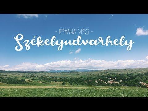 Köszönöm, Székelyudvarhely   Romania Vlog
