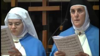 Profesión de votos temporales, Monasterio de Monjas Concepcionistas.