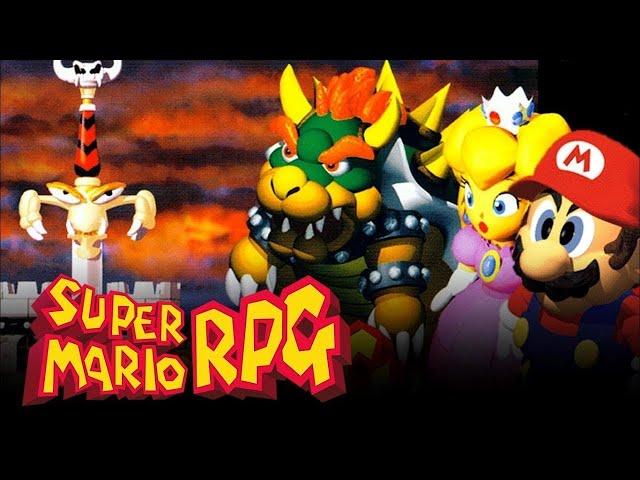 Super Mario RPG - 100 Super Pulos