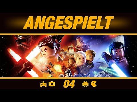 ANGESPIELT - LEGO The Force Awakens
