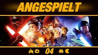 Let's Play ANGESPIELT - LEGO The Force Awakens