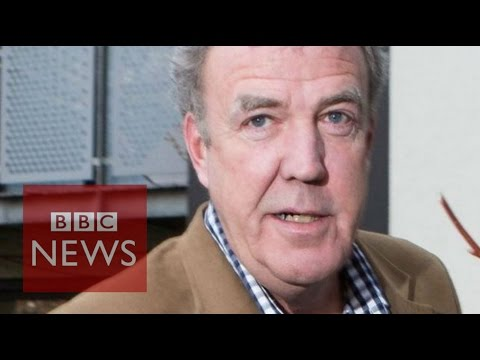 Jeremy Clarkson: 'Top Gear was my baby' - BBC News
