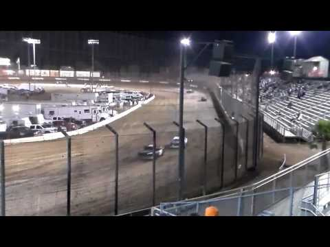 Factory Stock Main Event - Perris Auto Speedway 5/13/2017
