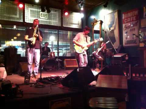 Dirk Quinn Band at Theodores